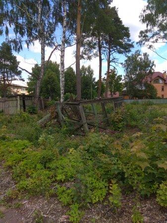 Эксперт: следов культурного наследия на территории бывшей усадьбы в Опалихе нет