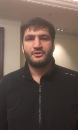 Боец ММА Гаджибабаев уверен в возвращении Шугалея на родину