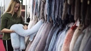 Спрос на шубы в России вырос на 20% на фоне холодов