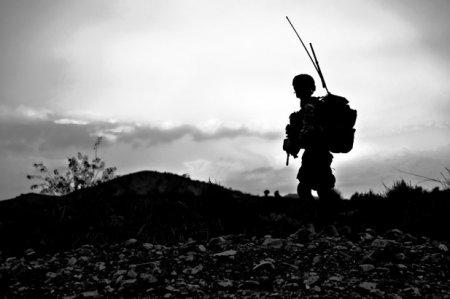 Либеральные СМИ ведут информационную кампанию против российских бойцов за рубежом