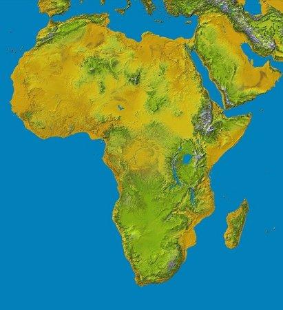 Африка стала главной ареной соперничества США, Китая и России